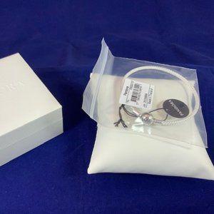 NEW Sealed Authentic Pandora 925 Mesh Bracelet
